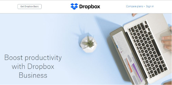 Dropbox có thể dùng để tận dụng làm ứng dụng làm việc nhóm