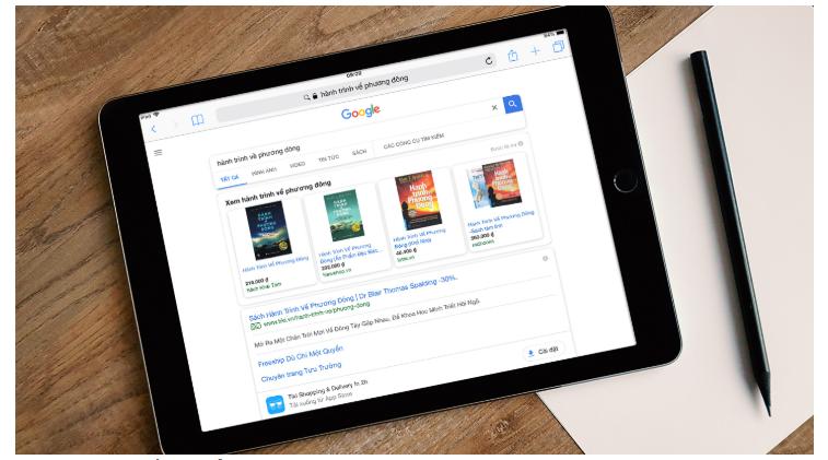 google shoppig lợi ích