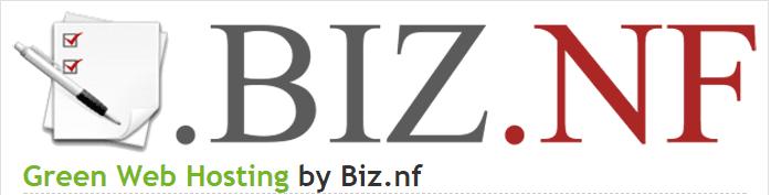 tên miền miễn phí BIZ.NF