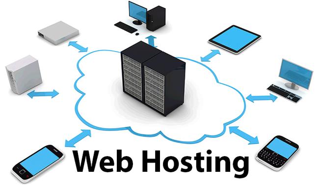 web hostinh có những loại nào