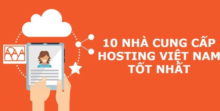Top 10 nhà cung cấp hosting giá rẻ tốt nhất tại Việt Nam