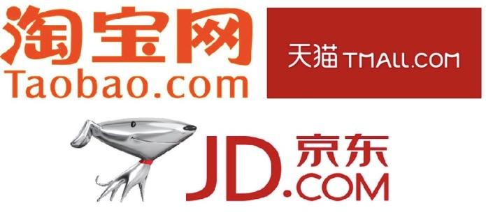 Đặt hàng thông qua các trang thương mại điện tử Taobao Tmall
