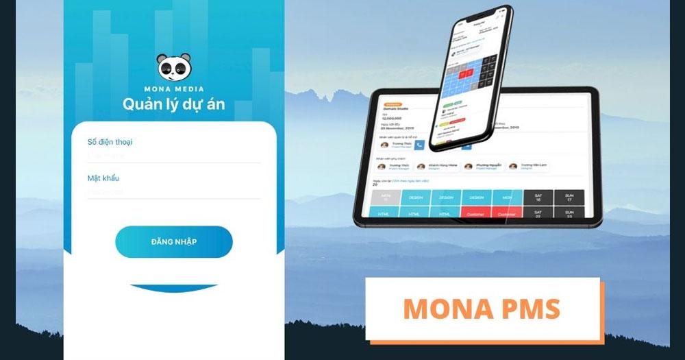 Mona PMS- Phần mềm quản lý dự án tốt nhất