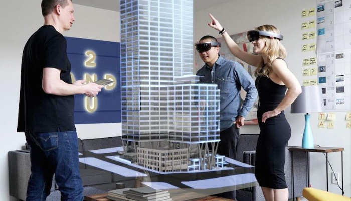 AR trong lĩnh vực bất động sản