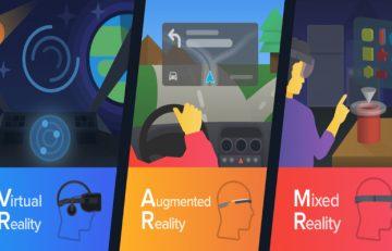 Phân biệt công nghệ thực tế ảo VR, AR và MR khác nhau những gì
